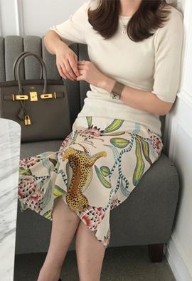 Slim like knit (4color)