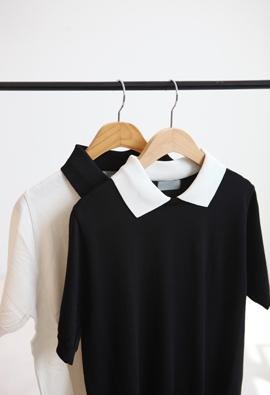 Array collar knit (3color)