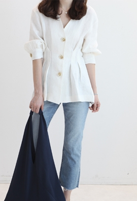 Edwin blouse jacket (3color)