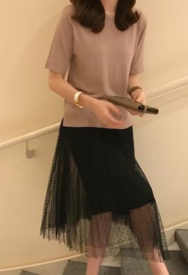 Carmi knit (3color)