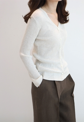 Mela cardigan (5color)