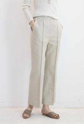 Mare pin tuck pants