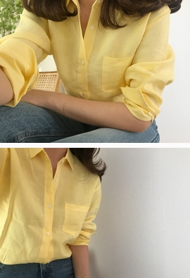 Sugar color shirts (yellow)