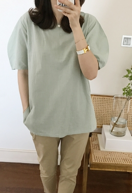 Shy blouse (3color)