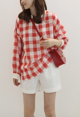 Gingham check MTM (3color)
