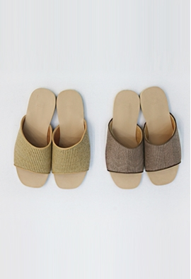 Summer slippers (2color)