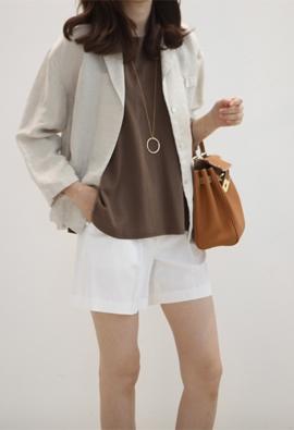 Span jacket (2color)