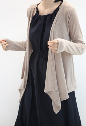 Cardigan top set (2color)