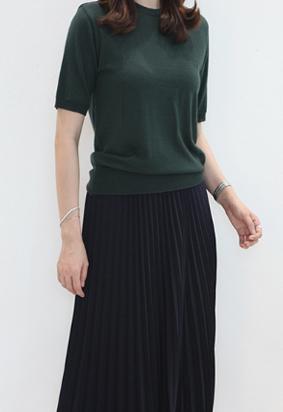 Tambour knit (4color)