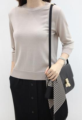 Whist knit (beige)