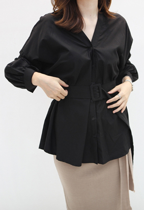 Both blouse (4color)