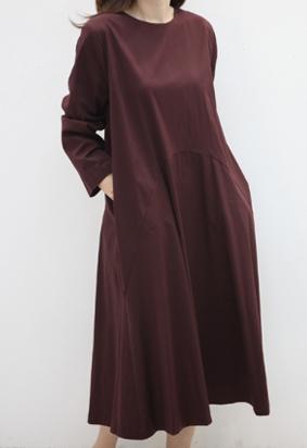 Roman dress (3color)