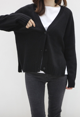 Tram cardigan (4color)