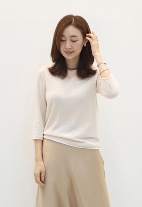 [Wholegarment] Use V knit (3color)