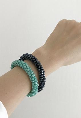 Glint beads B (4color)