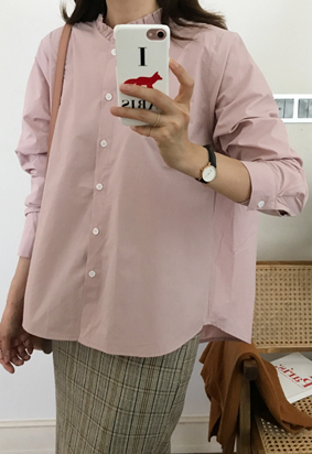 Plenty shirring blouse (3color)