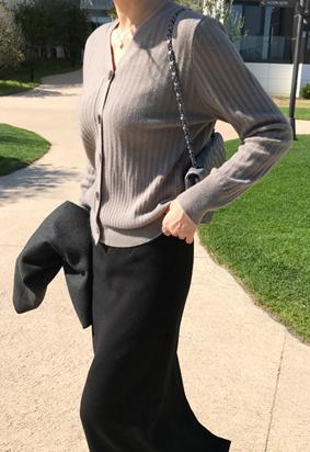 Equal cardigan (4color)
