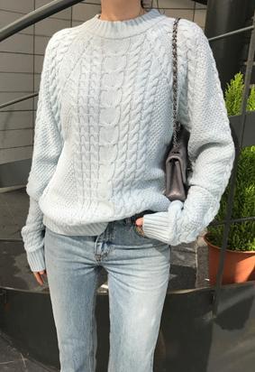 Friend knit (3color)