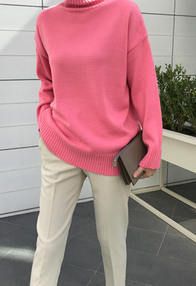 Wenz polo knit (3color)