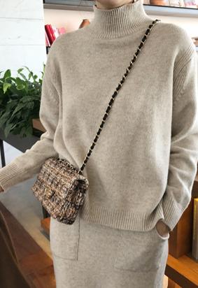 Roneu polo knit (2color)