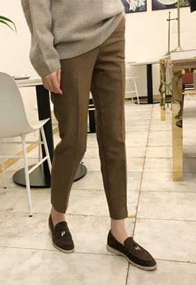 Attention pants (brown)
