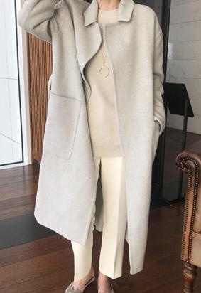 [HandMade]  Edna coat (4color)