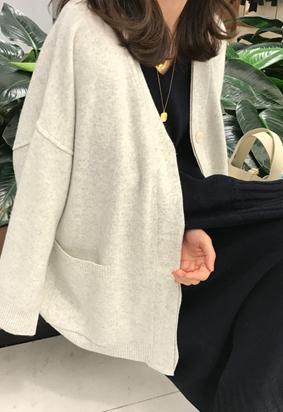 Breen cardigan (3color)