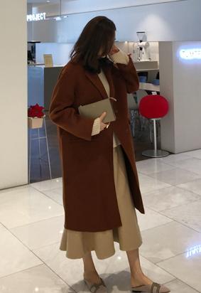 [HandMade] [Wool100] Mode coat (3color)