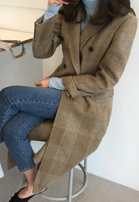 [HaneMade] Still check coat