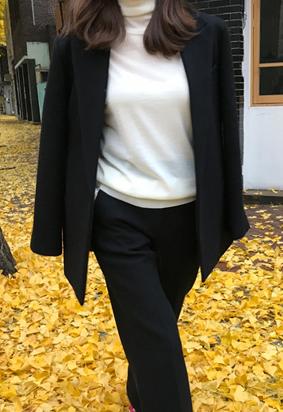 Proud wool jacket (3color)