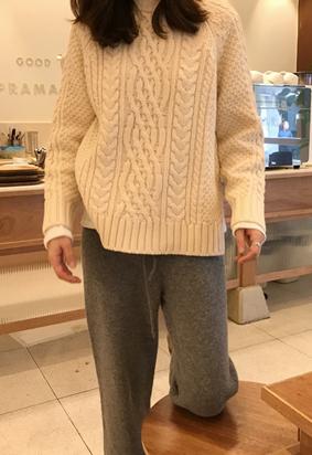 Pivot knit (3color)