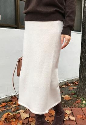 [band] Lisa knit skirts