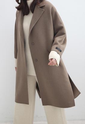 [HandMade] Daniel coat (cocoa)
