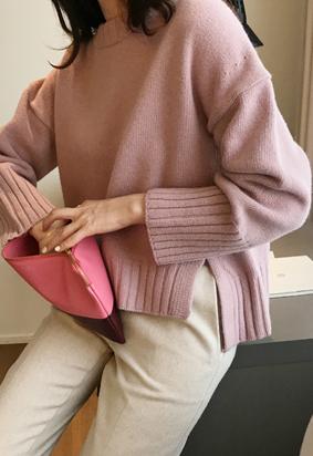 Rosette knit (3color)