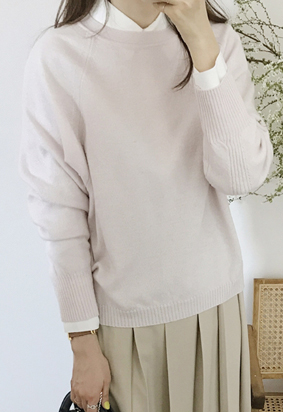 Brilliant knit (4color)