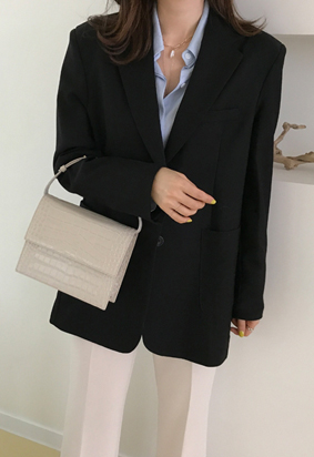 Before jacket (black)