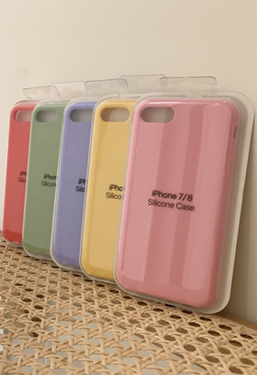 Pastel case (5color)