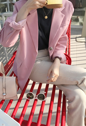 Moment jacket (pink)