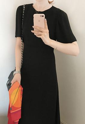 Spell dress (black)
