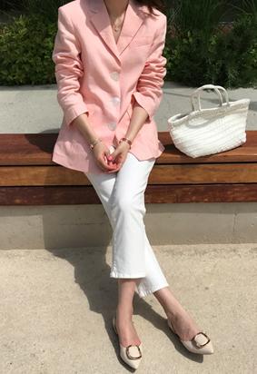 Adora jacket (pink)