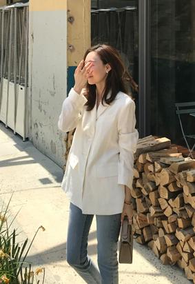 Adora jacket (2color)