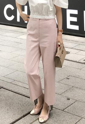 Della Slacks (pink)