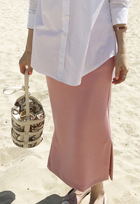 [band] Gloria skirt (2color)