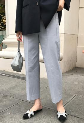 Della slacks (blue)