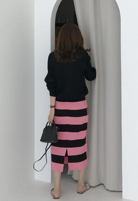 [band] Maridan skirt (3color)