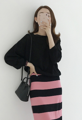 Floria knit (2color)