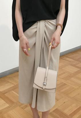 Eavan skirt (beige)
