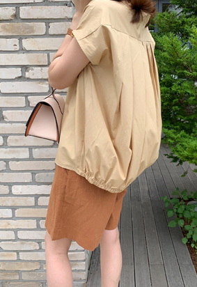 Agatha blouse (2color)