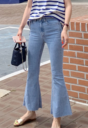 [Semi-Boot Cut] 739 Denim