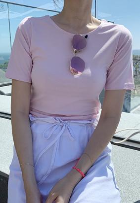 Nasu tee (pink)